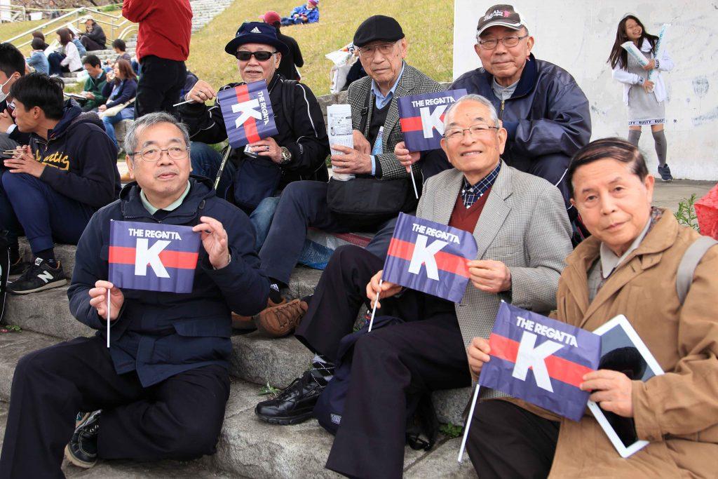 早慶戦で応援する会