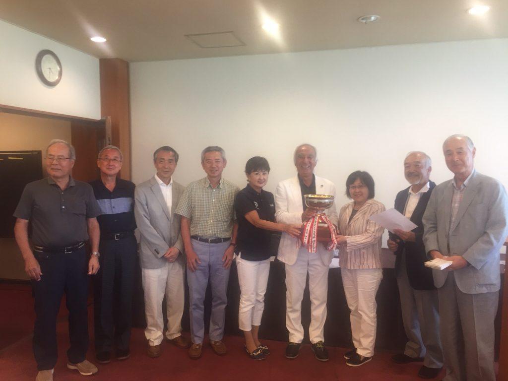 第20回鎌倉6大学交流ゴルフコンペ